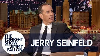 Download Jerry Seinfeld Hates Praise and Won't Watch Your Shows Video