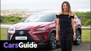 Download Lexus NX 300 F Sport AWD 2018 review Video