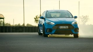 Download All new Focus RS - Drive Modes Explained Video