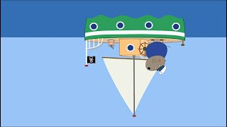 Download We Love Peppa Pig Captain Daddy Dog #15 Video