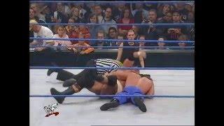 Download Kurt Angle & Chris Benoit vs. The Rock & Triple H: SmackDown, Sept. 28, 2000 Video