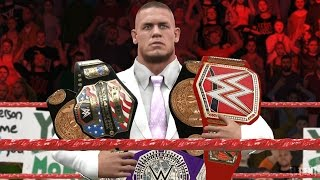 Download WWE 2K17 Story - John Cena Wants All The Belts - Ep.4 Video