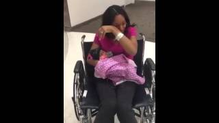 Download Husband surprises wife with new car after she gives birth Video