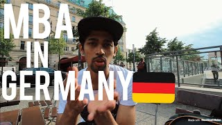 Download Let's talk about MBA IN GERMANY Video