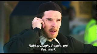 Download Benedict Cumberbatch's scene in Four Lions - ″You're an arse man″ Video