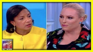 Download Meghan McCain Battles Lib Mouthpiece Over Trump's Syria Decision Video