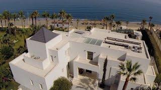 Download Villa als Ferienhaus Marbella Spanien Golden Mile Rio Verde Video