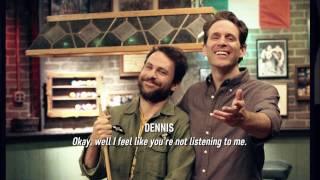 Download It's Always Sunny in Philadelphia - Making Dennis Reynolds a Murderer Video