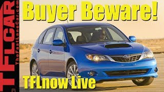 Download Buyer Beware! 10 Used Cars to Avoid Like The Plague: TFLnow Live Show #3 Video