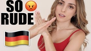 Download ARE GERMANS RUDE? Video