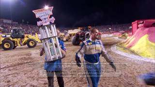 Download Monster Jam in Sam Boyd Stadium - Las Vegas, NV 2012 - Full Show - Episode 13 Video