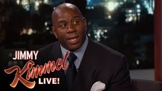 Download Magic Johnson Once Trash-Talked Michael Jordan Video