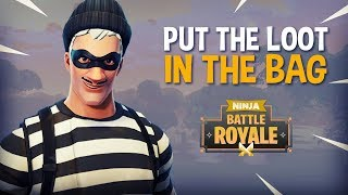 Download ″Put The Loot In The Bag!″ 25 Frag Fortnite Battle Royale Gameplay - Ninja & FearItSelf Video