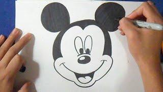 Download como desenhar mickey mouse Video