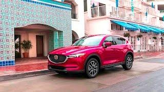 Download 2017 Mazda CX 5 first drive Video