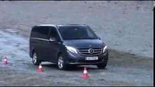 Download MB V250d 4matic vs. VW T6 Multivan 4motion Video