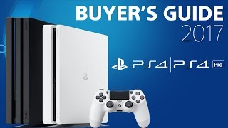 Download PlayStation 4 Buyer's Guide | 2017 Video