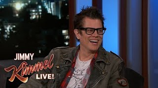 Download Johnny Knoxville is a Bad Stuntman Video