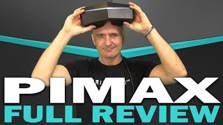 Download Pimax 8K & 5K+ Full Review | The Most In-Depth Pimax 8K vs 5K+ Review and Analysis you will find! Video
