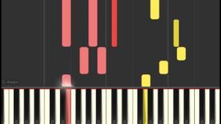 Download Legend Of The Blue Sea 푸른바다의전설: Sound Of Ocean - Ryo Yoshimata (Piano sheet & Synthesia) Video
