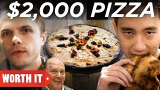 Download $2 Pizza Vs. $2,000 Pizza • New York City Video