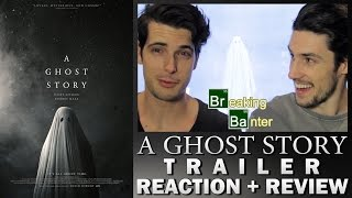 Download A Ghost Story Trailer Reaction & Review Video