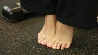 Download Exercises to Strengthen Toes & Feet : Exercise Plans Video