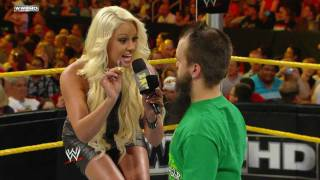 Download WWE NXT: Hornswoggle gives a gift to Maryse and Zack Ryder arrives Video