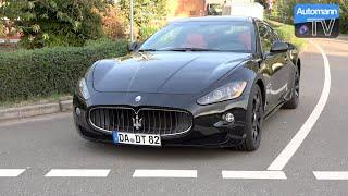 Download Maserati GranTurismo (405hp) - DRIVE & SOUND (60FPS) Video