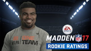 Download NFL Rookies React to Madden 17 Ratings Video