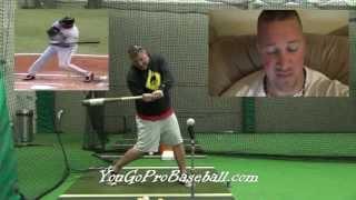 Download Baseball Hitting Mechanics - Swing Plane - Bat Path Video
