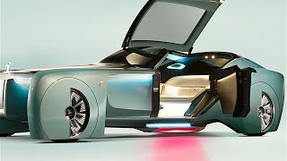 Download Rolls-Royce Vision INTERIOR Review Self Driving Car Rolls-Royce Vision Next 100 CARJAM 2016 Video