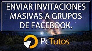 Download Enviar invitaciones masivas a grupos de Facebook Video
