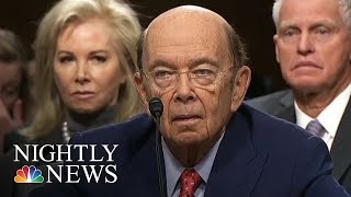 Download Wilbur Ross Latest Trump Official To Fall Under Scrutiny For Russia-Relations   NBC Nightly News Video