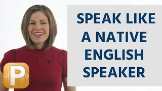 Download How To Speak American English Like a Native Speaker Video