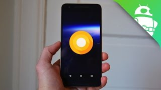 Download Android O Developer Preview First Look! Video