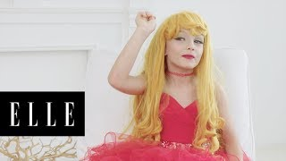 Download Meet the 8-Year-Old Boy Who Transforms Into a Drag Queen Named Lactatia Video