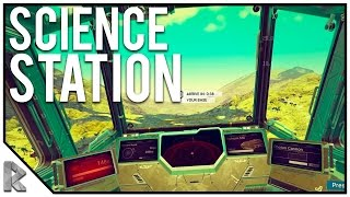 Download Science Station & Teleporting! - No Man's Sky 1.1 Update #5 (PC) Video