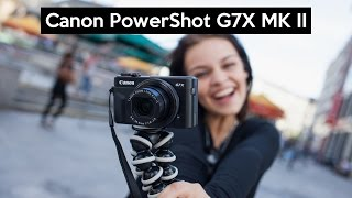 Download Canon PowerShot G7 X Mark II | hands on this great VLOGGING camera | english review Video