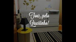 Download TOUR PELO QUARTINHO DA RAFAELLA / quarto de bebê Video