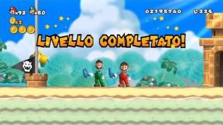 Download New Super Mario Bros Wii - 100% Walkthrough Co-op ITA - Parte 08 di 19 Video