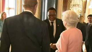 Download Reception at Buckingham Palace pt1 Video