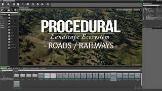 Road Editor Plugin - Unreal Engine 4 Free Download Video MP4 3GP M4A