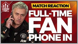 Download MOURINHO Fights Back! Manchester United 2-1 Leicester City Fan Reaction Video