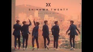 Download 2018 SHINHWA TWENTY TEASER(JAPAN): GRADUATION, A NEW START Video