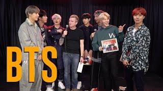 Download BTS Teaches Jojo Korean Holiday Greetings Video