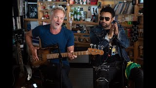 Download Sting And Shaggy: NPR Music Tiny Desk Concert Video