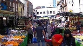 Download SURREY STREET MARKET, CROYDON Video