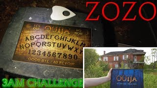 Download (GONE WRONG) OUIJA BOARD CONTACTING ZOZO / 3AM CHALLENGE Video