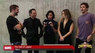 Download More from Legion - Marvel LIVE! at NYCC 2016 Video